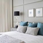 Combinaciones de colores para decorar el dormitorio