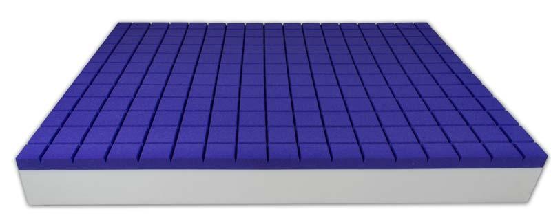 Núcleo colchón de gel Helius