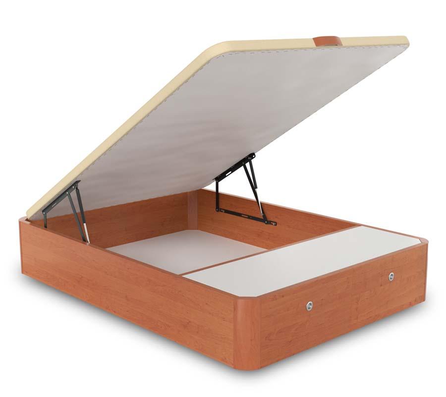 Canap neo con cajones extraibles dormitia for Canape 90x180